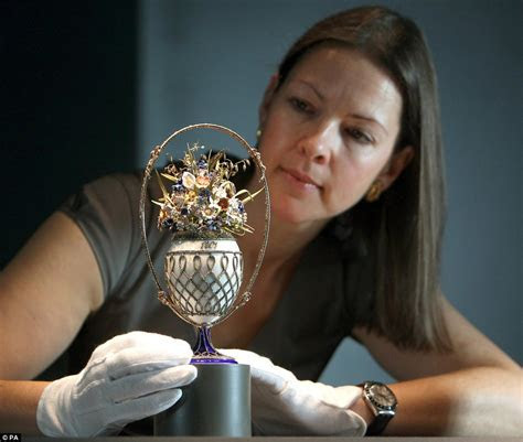 Faberge collection of the Royals goes on display in