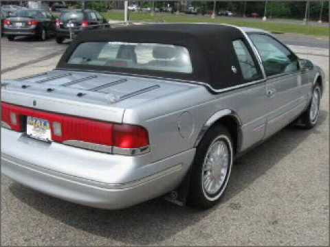 1996 Mercury Cougar Problems, Online Manuals and Repair ...