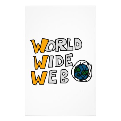 World Wide Web Stationery