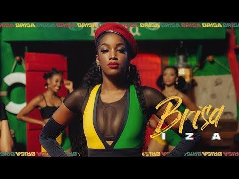 Iza lançou seu mais novo clipe 'Brisa' confira: