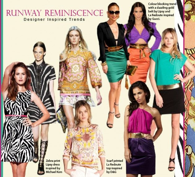 Runway Trends 2012 - Rock.in