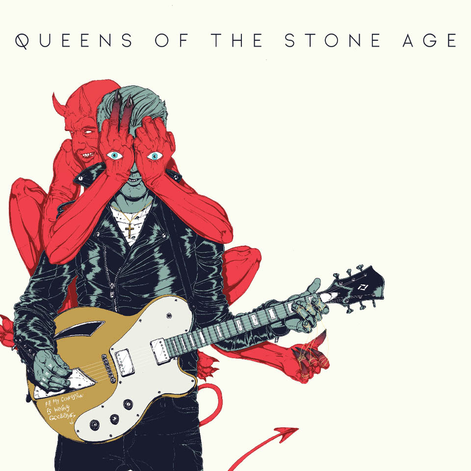 666 Best Qotsa Posters Images In 2020 Queens Of The Stone Age