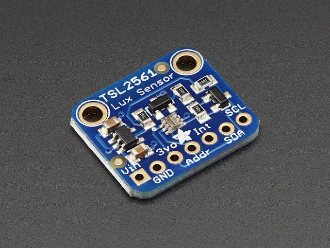 #65 Μετρήστε την φωτεινότητα σε LUX με το Arduino