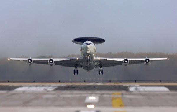E-3A AWACS (Foto: OTAN)