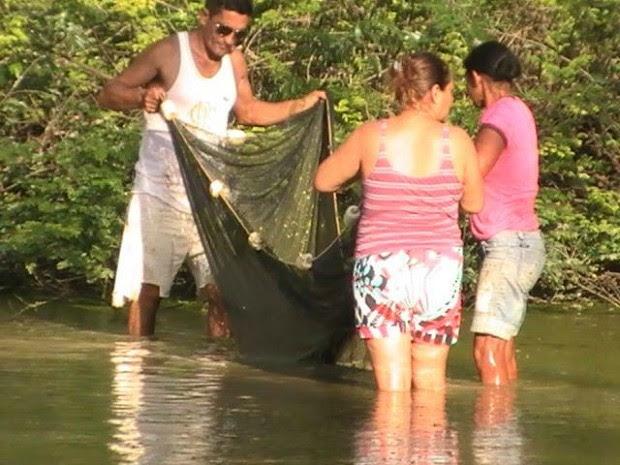 Pesca Acre Poraquê (Foto: Jota Cavalcante/Arquivo Pessoal)