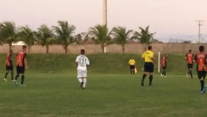 Alecrim x Globo FC Estádio Barretão (Foto: Diogenes Baracho/Divulgação)