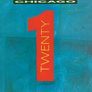 Chicago - Twenty 1 album cover