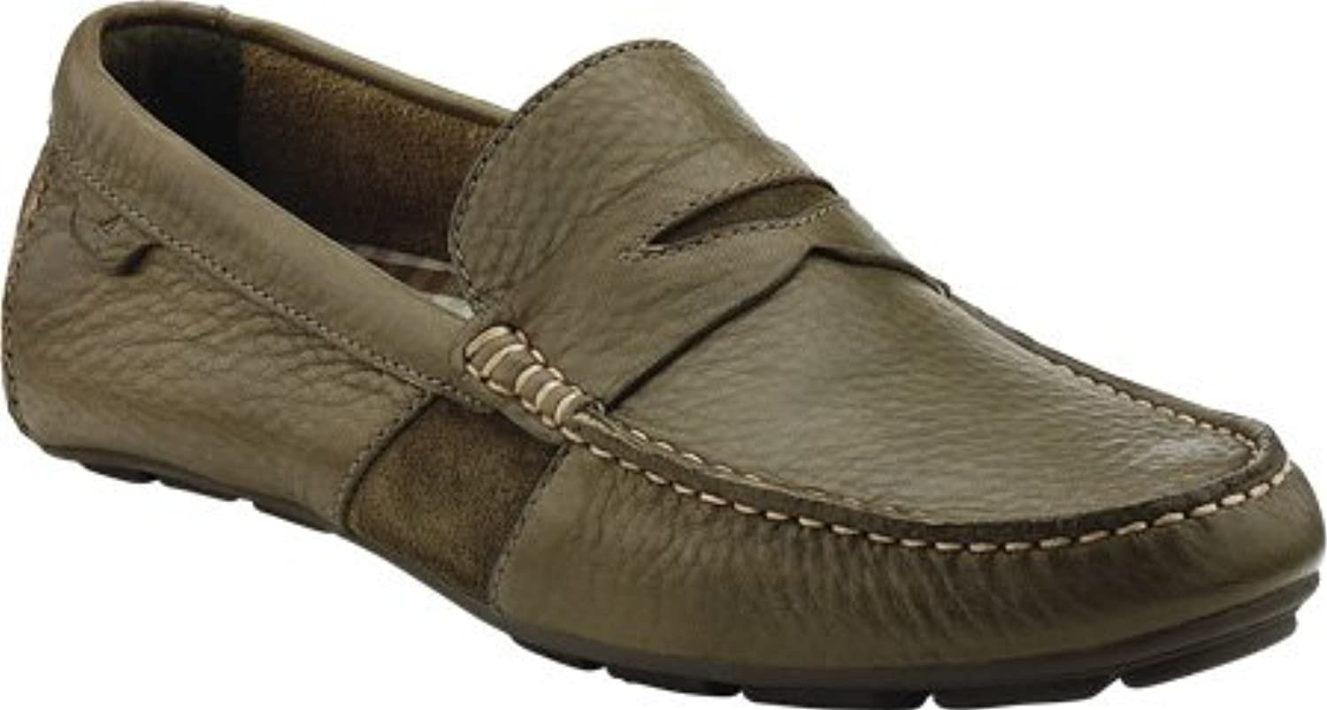 SPERRY WAVE DRIVER PENNY OLIVE MENS LOAFERS Size 12M | $60 ...
