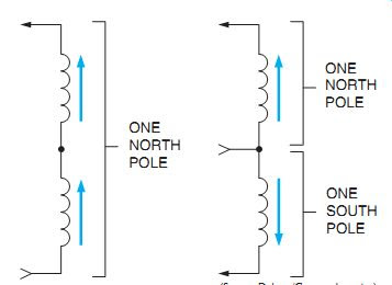 Two Speed One Winding Consequent Pole Motor Controller