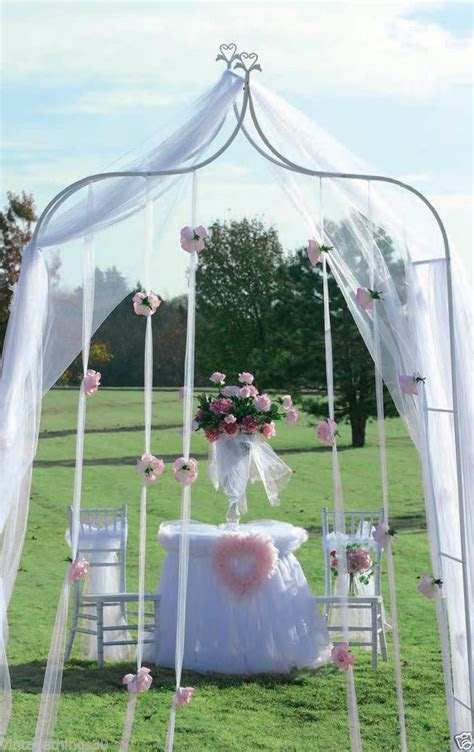 128 best images about Weddings   Arches on Pinterest