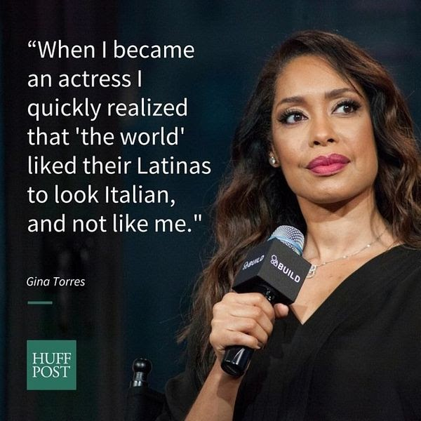 Race, gender and media: Colorism is the Latino Community