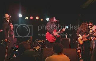 The Magic Numbers w/ David Kitt at Lee's Palace
