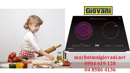 Vì sao bạn nên chọn bếp điện từ Giovani?