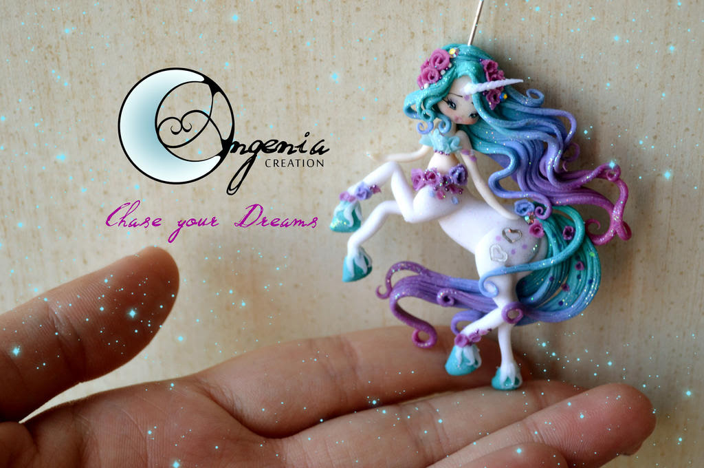 Unicorn Felicity by AngeniaC