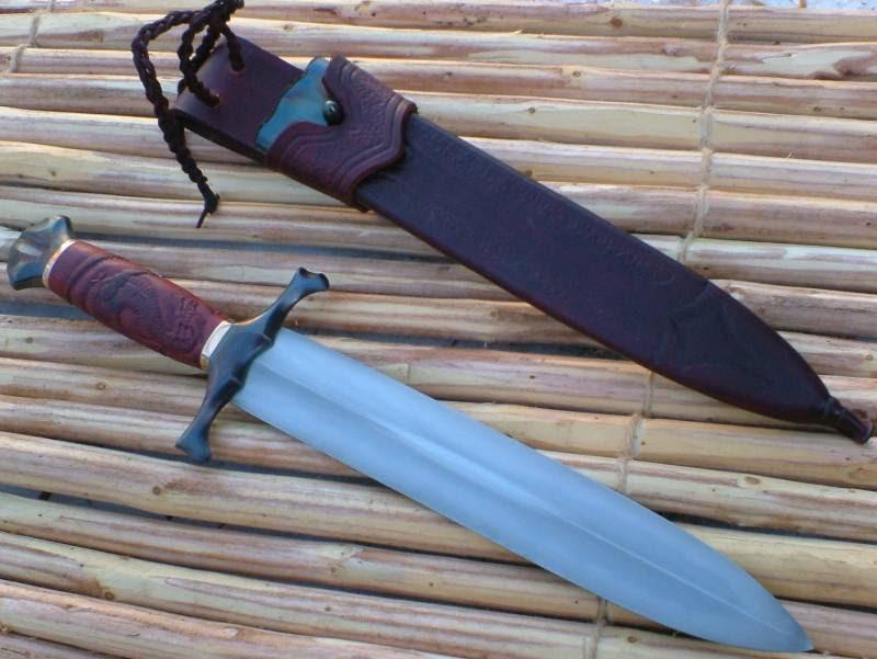 Daggers Mark Banfield Custom Knives