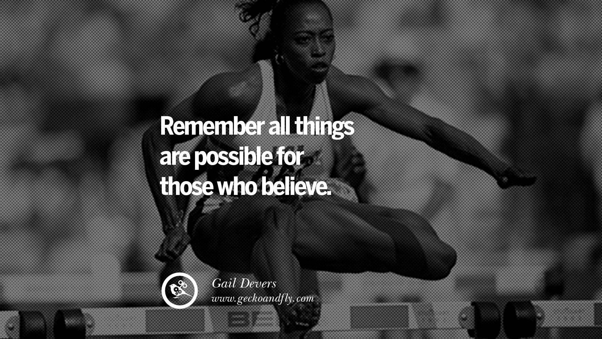 Quotes About Track And Field Athletes 34 Quotes