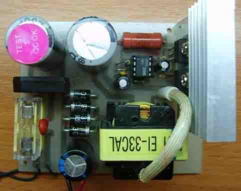 mạch sm2 ir2151