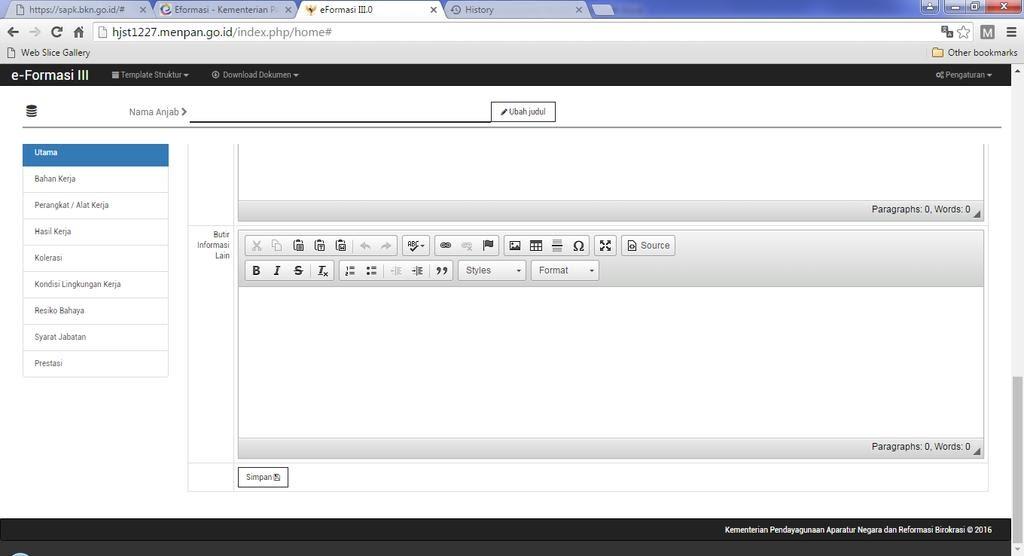 Download Template Struktur Organisasi Kelas - Berbagi Struktur
