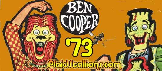 1973 Ben Cooper Halloween Catalog