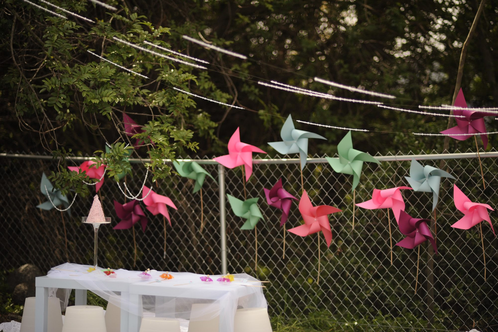 Pinwheel Theme First Birthday Party - The Sweetest Occasion — The