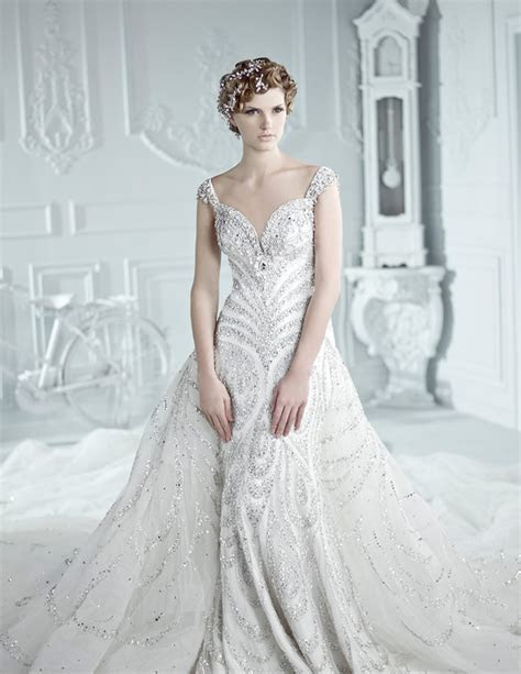 The Most Luxurious Wedding Gowns ? Michael Cinco Bridal