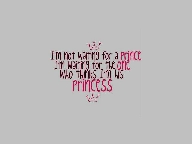 Love Quotes Princess And Prince