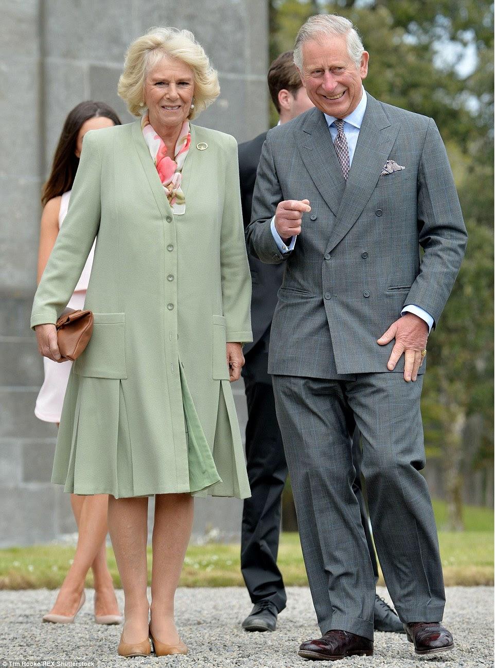 Para książęca w Irlandii + więcej.