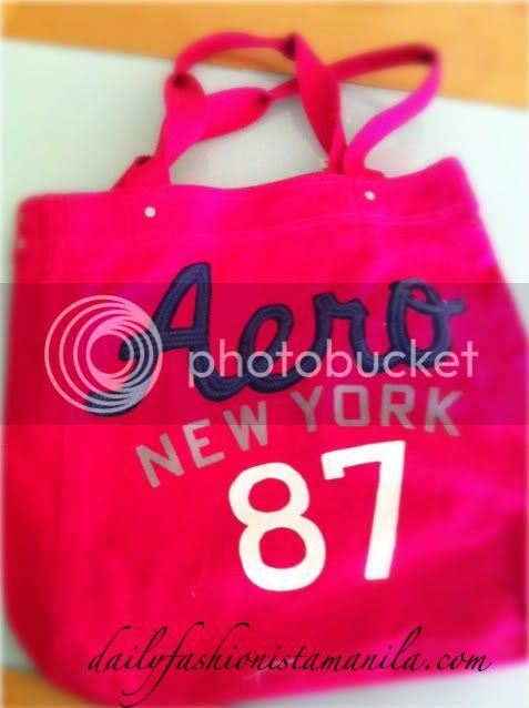 Post-Holiday Bag Giveaway !
