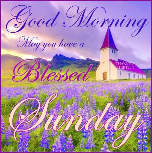Good Morning Blessed Sunday Pictures Photos And Images For