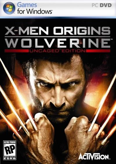 Download Games Crack Keygens and Activators: X-Men Origins ...