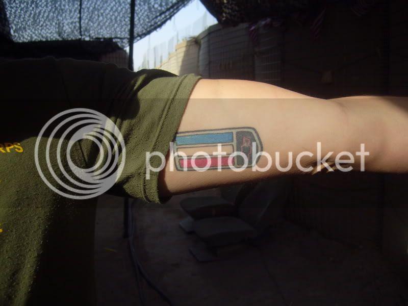 Simple Phoenix Tattoo Picture Design 1 not a firebird, but: