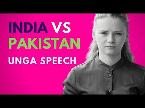 Indian PM vs Pakistan PM Speech in UNGA by Karolina Goswami