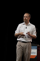 "Adam Messinger, JavaOne 2011 San Francisco ""Java Strategey Keynote"""