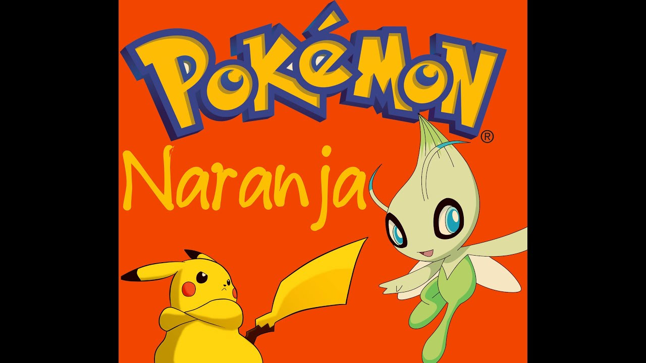 Pokemon Naranja Version Images  Pokemon Images