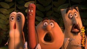 """E' una View """"in salsa piccante"""" con le salsicce terribili di Conrad Vernon @ViewConference"""