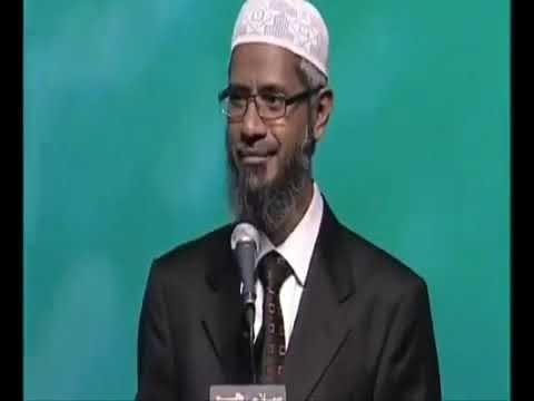 Christian Sister Edy Accepted Islam - Dr Zakir Naik Dubai 2011
