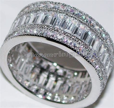 Victoria Wieck Full Princess cut Topaz Simulated Diamond
