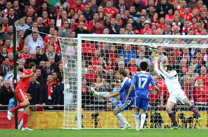Foto Final FA Cup 2012