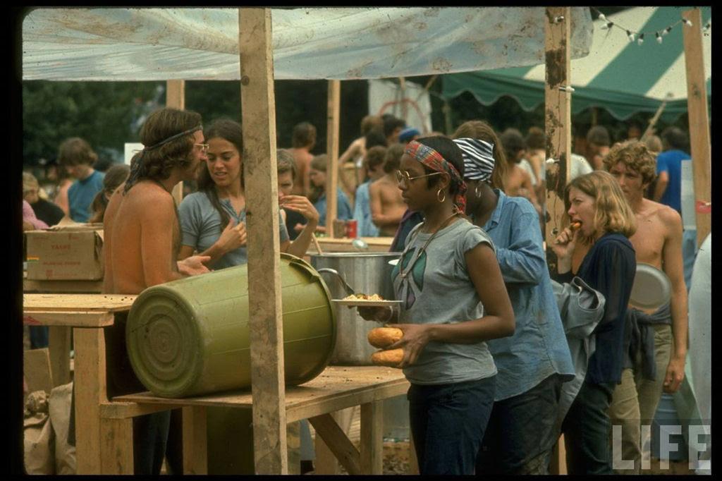 O festival de Woodstock em números e imagens 31