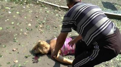 Λουγκάνσκ και αυτές οι εικόνες δεν ενοχλούν τους υπερασπιστές του Διεθνούς Δικαίου