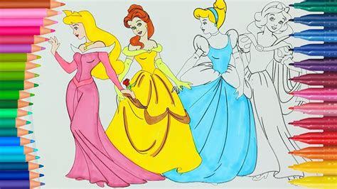 pamuk prenses sindirella uyuyan guezel ve prenses belle