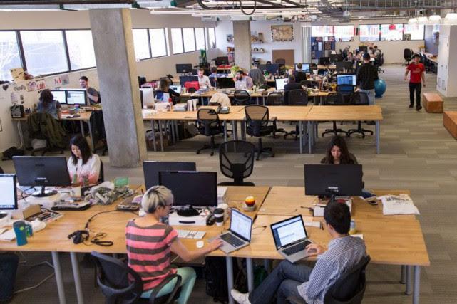 Berceau des entreprises de haute technologie, la Silicon... (THE CANADIAN PRESS)