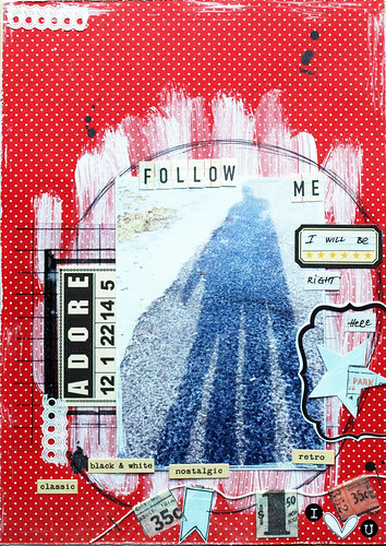 {follow me} - envelope album week 3