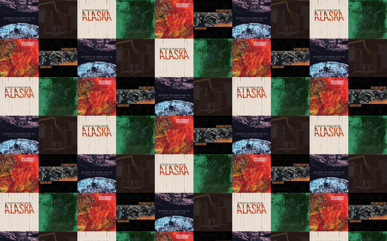 Between Buried Me Parallax Ii Colors Alaska Silent Wallpaper