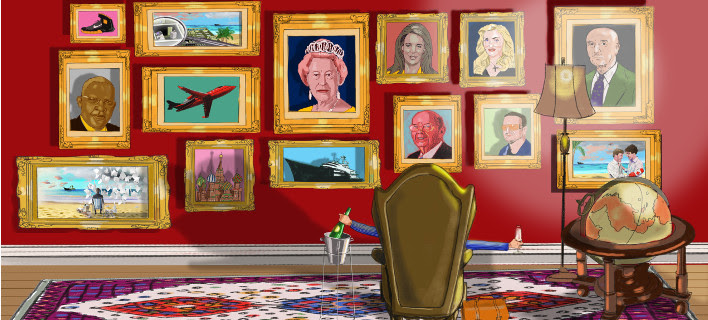 Paradise Papers: Πού «παρκάρει» τα χρήματά της η ελίτ -Βασιλιάδες, πολιτικοί, εταιρείες κολοσσοί