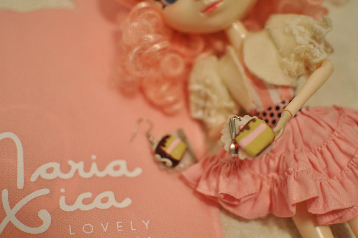 Brincos da Maria Xica