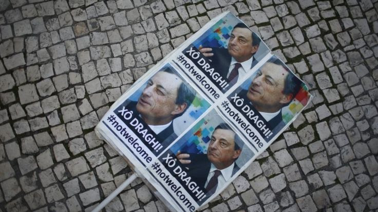 Draghi posters