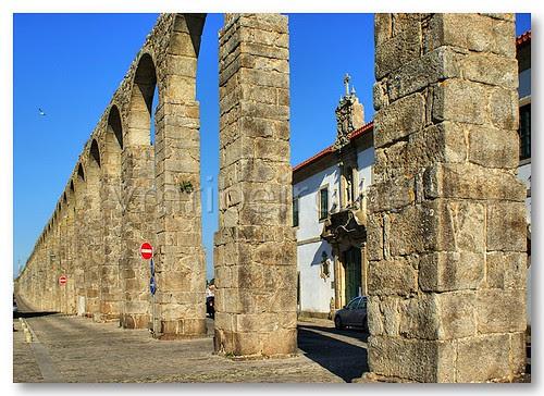 Aqueduto em Vila do Conde by VRfoto