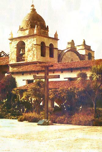 La Misión de San Carlos Borromeo de Caramelo