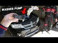 How Much Does It Cost To Fix Windshield Washer Pump